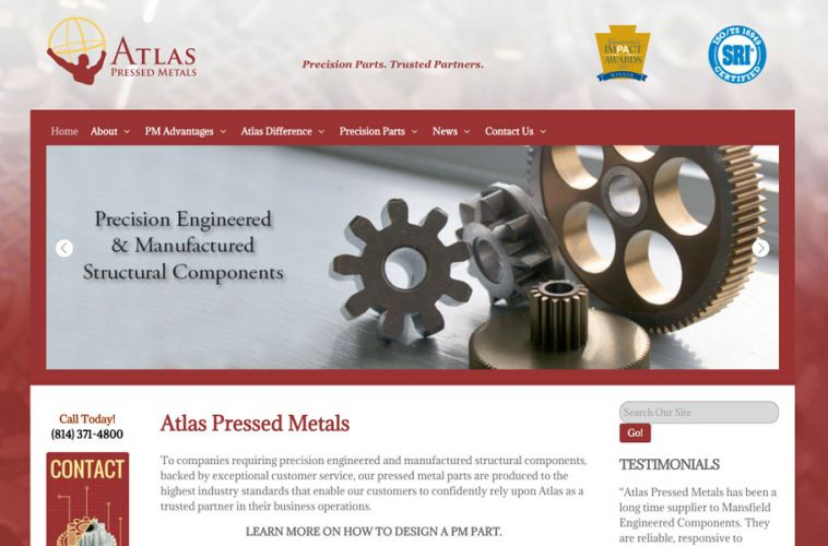 Atlas-Website
